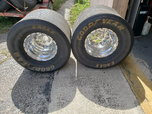 Weld Wheels & Tires  for sale $1,500