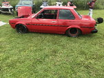 83 corolla 1.8 back half chassis with Chevrolet diff  for sale $7,500