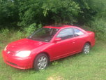2001 Honda Civic  for sale $1,000