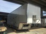 2008 United 38' Aluminum Gooseneck Stacker   for sale $27,500