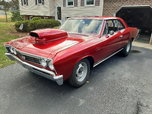 1967 Chevelle SS 496 Big Block Street/Strip All Steel  for sale $15,000