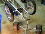 Dragster Dolley  for sale $279