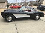 1957 Corvette  for sale $59,500