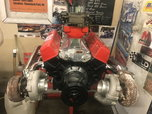Sbc twin turbo headers brand new  for sale $180