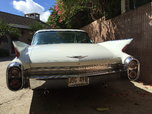 1960 Cadillac Series 62  for sale $13,500