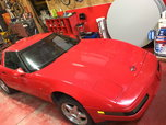 1991 Corvette ZR1  for sale $9,600