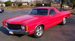 '72 El Camino  for sale $18,900