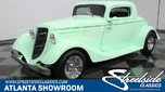 1934 Ford 3 Window  for sale $42,995