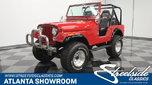 1982 Jeep CJ5  for sale $23,995
