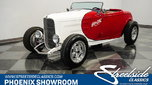 1932 Ford Roadster  for sale $99,995