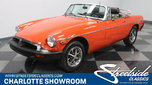 1977 MG MGB  for sale $9,995