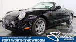 2002 Ford Thunderbird  for sale $24,995