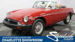 1978 MG MGB  for sale $16,995