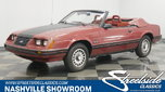 1984 Ford Mustang  for sale $9,995