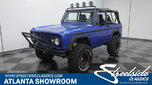 1970 Ford Bronco  for sale $36,995