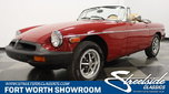 1979 MG MGB  for sale $19,995