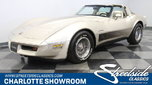 1982 Chevrolet Corvette Collector Edition  for sale $22,995