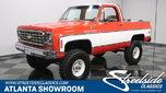 1976 Chevrolet Blazer  for sale $49,995