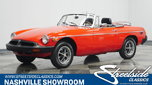 1979 MG MGB  for sale $14,995