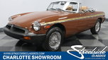 1979 MG MGB  for sale $16,995