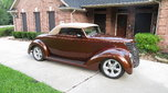 1937 FORD