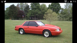 1993 Ford Mustang  for sale $11,500