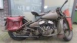 FS: 1942 Harley Davidson WLA  for sale $14,500