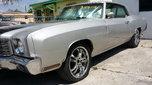 1970 Chevrolet Monte Carlo  for sale $6,500