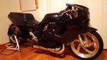 1989 gsxr1371 7 second shootout street bike  for sale $7,000