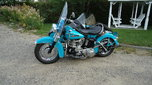1949 FL Harley Davidson &Sidecar  for sale $14,000