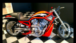 2006 Harley-Davidson Destroyer VRXSE, Brand New  for sale $19,500