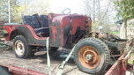 1966 Jeep CJ3  for sale $600