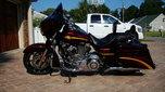 2010 Harley Davidson StreetGlide CVO  for sale $17,500