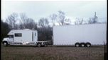 Renegade Toterhome with United Stacker Trailer  for sale $75,000