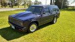 1984 s10 blazer  for sale $12,500