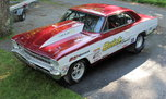 1966 Chevrolet Nova Drag Car  for sale $19,000