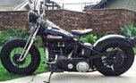 1947 Harley Davidson Knucklehead  for sale $13,450