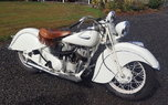 Pristine 1940 Indian Sport Scout  for sale $14,000