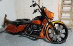 2012 Harley Davidson Street Glide Ultra Design Worx Custom  for sale $26,500