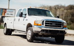 2000 FORD F450 LOW MILEAGE HAULER  for sale $19,500