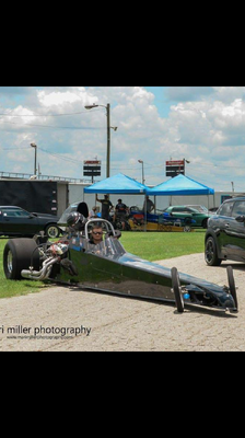 2006 Don Davis top dragster