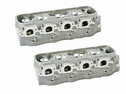BB CHEV 'ALUMINUM' BRODIX 'CNC MACHINED'  RACE HEADS--PAIR  for Sale $1,259