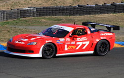 2010 Chevrolet Corvette GT-2 Race Car  for sale $119,500
