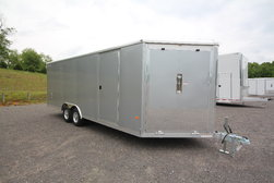2021 NEO Trailers NCB 22ft. Aluminum w/5,200lb. Axles Enclos