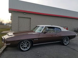 1971 GTO REAL DEAL SHOW AND GO TRADES