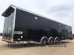 32' HAULMARK EDGE PRO RACE TRAILER IN STOCK!!!!