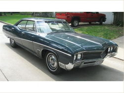 1967 Buick Wildcat  for sale $8,999