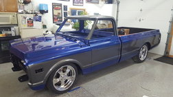 1972 C10 Restomod Pro Touring Project  for sale $45,000