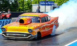 Tim McAmis 57 Chevy
