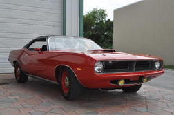 1970 Plymouth                                           Barracuda  for sale $18,990